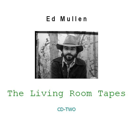 The Living Room Tapes CD front cover art