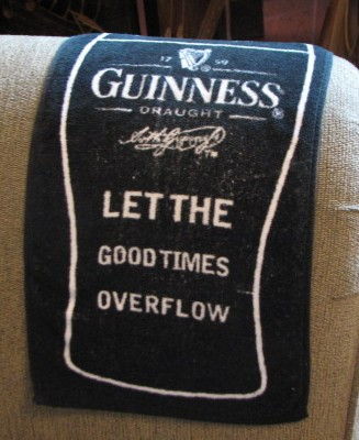Let the good times overflow